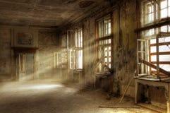 inkvartera i en barack ryss Fotografering för Bildbyråer