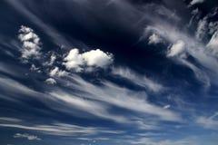 Inky niebo Zdjęcie Royalty Free