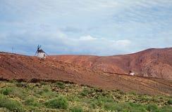 Inländisches Fuerteventura lizenzfreie stockbilder