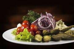 inlagda grönsaker Royaltyfri Foto