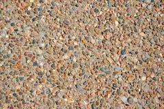 Inlaid Pebbles Stock Photo