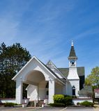 Inland Church Royalty Free Stock Photography