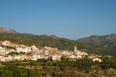 Inland Costa Blanca Stock Photography