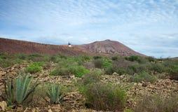 Inland Fuerteventura Stock Photos