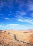 Inland Fuerteventura, Canary Islands Royalty Free Stock Photography