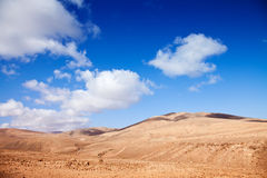 Inland Fuerteventura, Canary Islands Stock Image