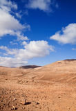 Inland Fuerteventura, Canary Islands Royalty Free Stock Images