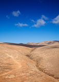 Inland Fuerteventura, Canary Islands Royalty Free Stock Image
