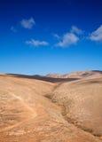 Inland Fuerteventura, Canary Islands Royalty Free Stock Image