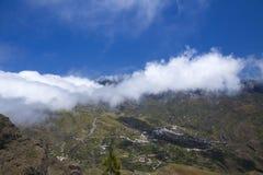 Inland Gran Canaria, Caldera de Tejeda Royalty Free Stock Image