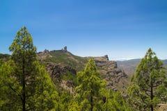 Inland Gran Canaria Stock Photos