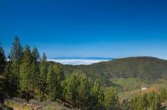 Inland Gran Canaria Stock Photography