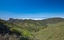 Inland Gran Canaria Stock Images