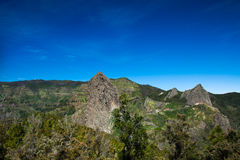 Inland La Gomera Stock Images
