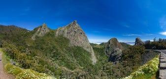 Inland La Gomera Stock Image