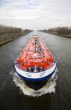 Inland navigation Royalty Free Stock Photos