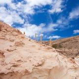 Inland Northern Fuerteventura stock photography