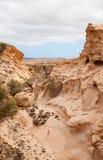 Inland Northern Fuerteventura royalty free stock image