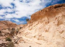 Inland Northern Fuerteventura royalty free stock images