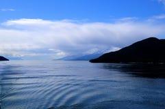 Inland Passage Alaska Stock Image