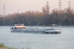 Inland waterways Royalty Free Stock Images