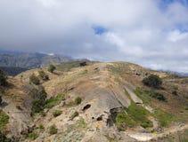 Inlands- Gran Canaria, April Fotografering för Bildbyråer