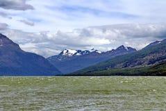 Inlands- sjö i fena del Mundo Parkera Royaltyfri Bild