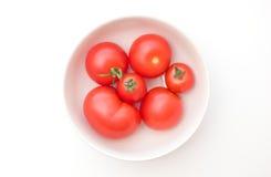 Inlandse Tomaten Royalty-vrije Stock Foto's