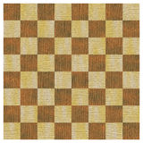 Inlay checker wood pattern seamless Royalty Free Stock Photo