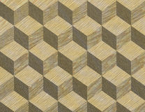 Inlay wooden pattern fine texture Royalty Free Stock Photo