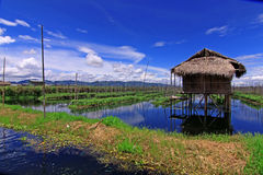 Inle Lake - Royalty Free Stock Images
