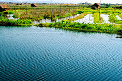 Inle Lake- Burma (Myanmar) Stock Photos