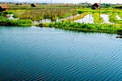 Inle Lake- Burma (Myanmar) Stock Photos