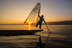 Inle Lake Stock Image
