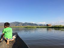 Inle Lake Stock Photography