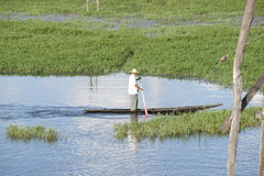 Inle lake, Myanmar Stock Image