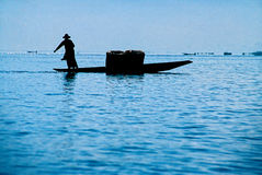 Inle Lake- Myanmar (Burma) Royalty Free Stock Image