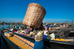 Inle lake Royalty Free Stock Image
