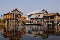 Inle Lake in Myanmar Stock Photography