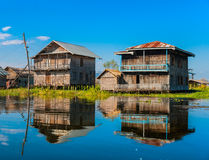 Inle Lake, Myanmar. Royalty Free Stock Image