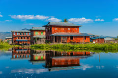 Inle Lake, Myanmar. Stock Images