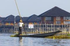 Inle Lake, Myanmar. Royalty Free Stock Photography