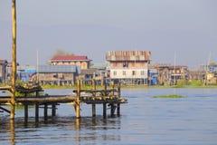 Inle Lake, Myanmar. Royalty Free Stock Photos