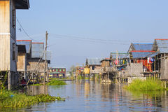 Inle Lake, Myanmar. Stock Photos