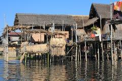 Inle sjö i Myanmar Royaltyfria Foton