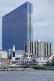 Inlet area of Atlantic City, New Jersey Stock Photo