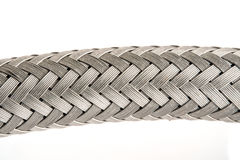 Inlet hose. Royalty Free Stock Photography