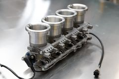 Inlet Manifold Stock Photography