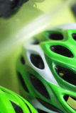 Inline roller skates helmet Royalty Free Stock Photos