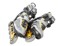 Inline skate Stock Images
